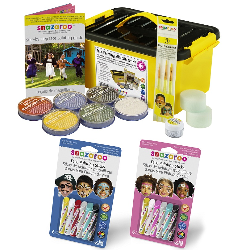 Face Paint and Kits