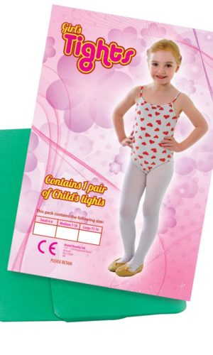 Children's Green Tights