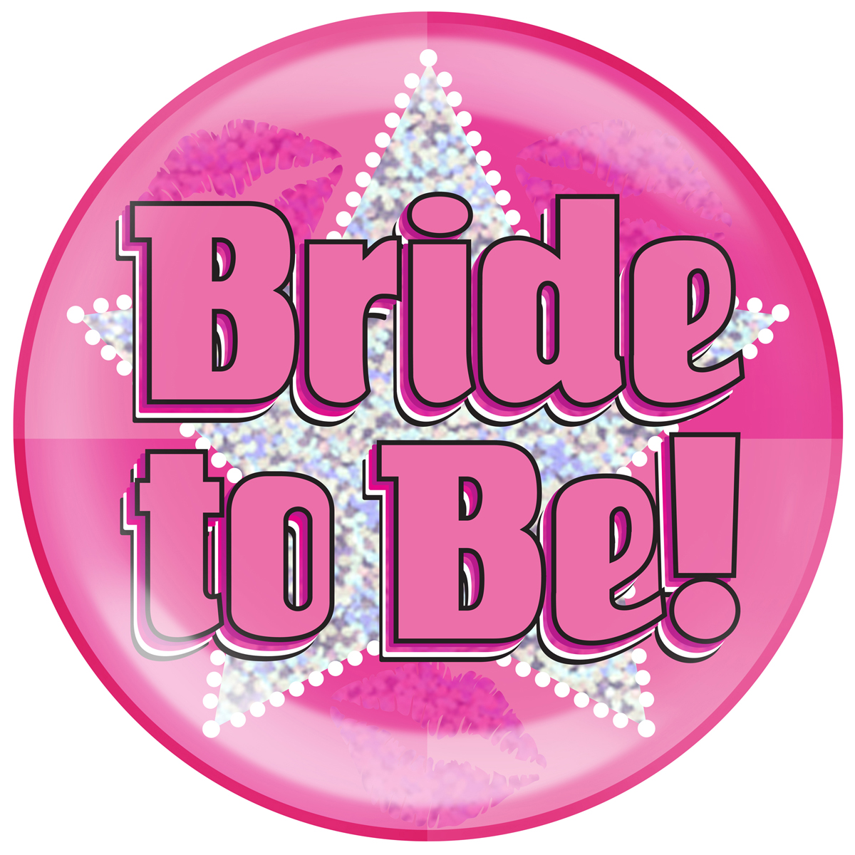 Large Bride to Be Badge | Hen Party | Girl's Night Out ...