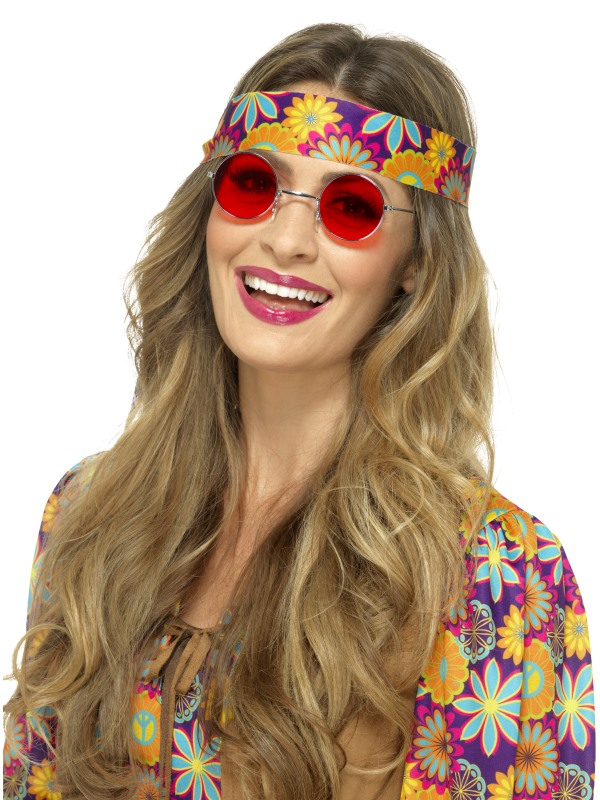 1960/'s 1970/'s John Lennon Style  round Hippy Sun Glasses for fancy Dress